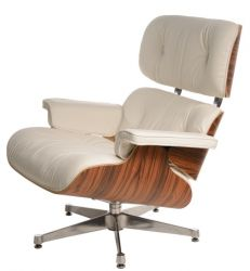 Fotel Vip Lounge Chair D2 walnut