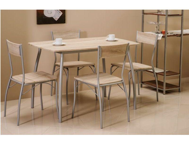 Zestaw Modus Stół 4 Krzesła Signal