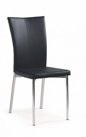 Krzesło Metalowe K 113 Halmar Czarny
