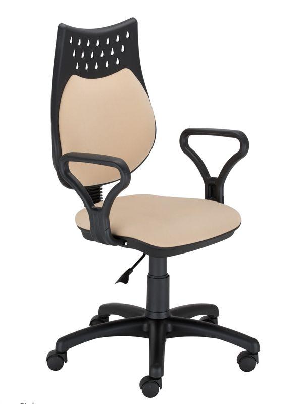Krzesło biurowe obrotowe Enzo Nowy Styl | Kolory Micro