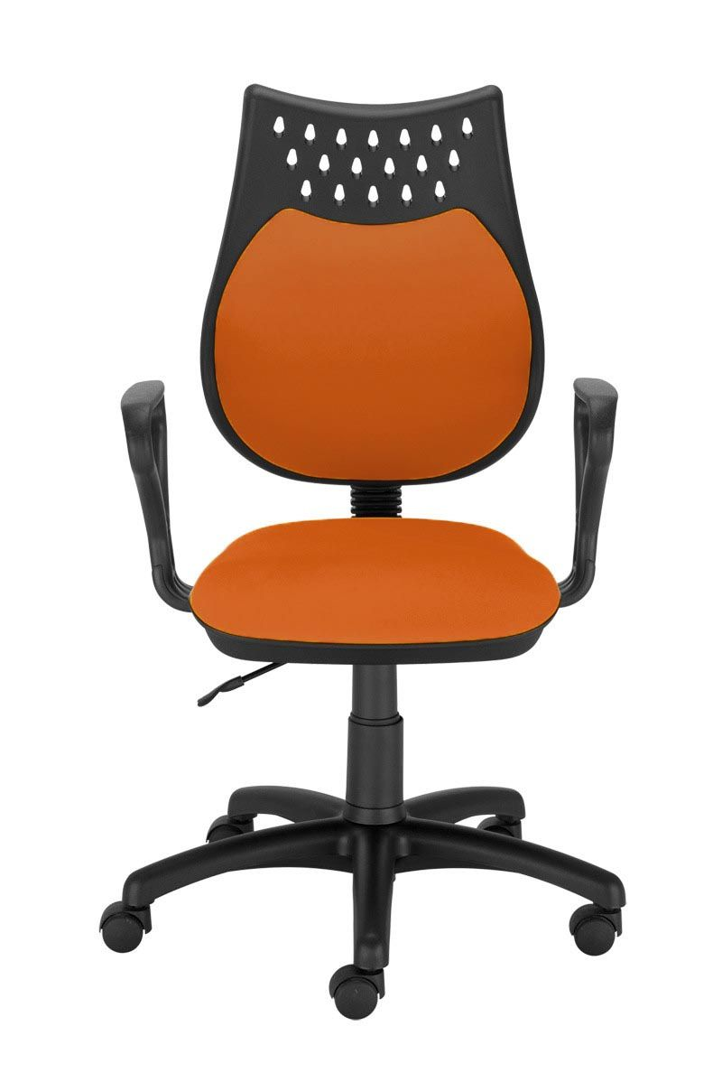 Krzesło obrotowe fotel do biurka dla dzieci młodzieży zieleń