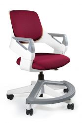 Fotel Rookee Unique BL403-BURGUNDY